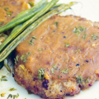 Country Fried Steak with Brown Gravy: Main Image