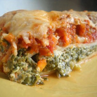 Easy Spinach Manicotti: Main Image