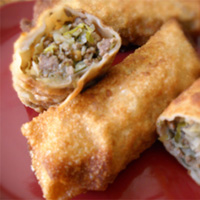 Enormous Egg Rolls: Main Image