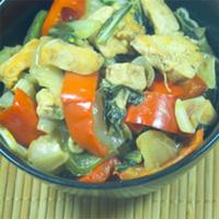 Five-Spice Chicken Stir Fry: Main Image