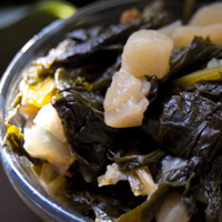 Southern Turnip Greens: Main Image