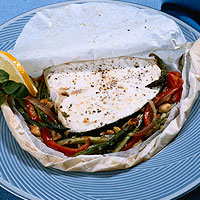 Fish in Foil: Main Image