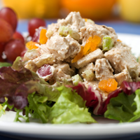 Tropical Chicken Waldorf Salad: Main Image