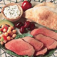 Greek-Style Lamb Roast: Main Image