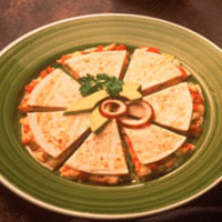 Grilled Rainbow Trout Quesadillas: Main Image