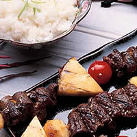 Island Lamb Teriyaki Sticks: Main Image