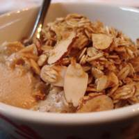 Coconut Almond Granola: Main Image
