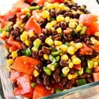 Corny Bean Dip: Main Image