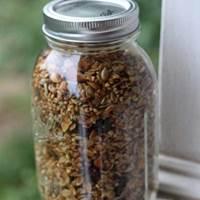 Crunchy Buckwheat Granola: Main Image