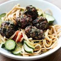 Make Ahead Meatballs: Main Image