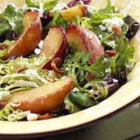 Roasted Rome and Feta Salad: Main Image