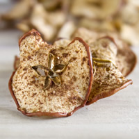 Apple Cinnamon Chips: Main Image