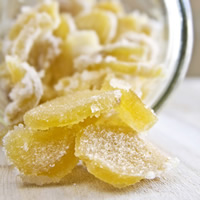 Candied Ginger: Main Image