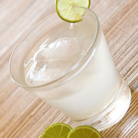 Key Lime Cactus Soda: Main Image