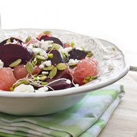 Citrus Beet Salad: Main Image