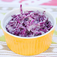 Coconut Scotch Bonnet Coleslaw: Main Image