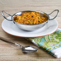 Ethiopian Lentil Curry: Main Image