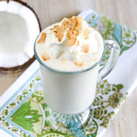 Vegan Coconut Cream Pie Shake: Main Image