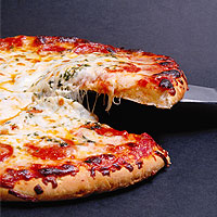 Margherita Pizza: Main Image