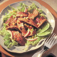 Asian Beef Salad: Main Image