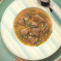 Beef Barley Soup: Main Image