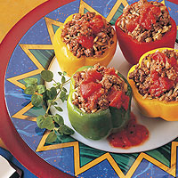 Stuffed Peppers: Main Image