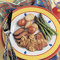 Easy Beef Steak Diane: Main Image