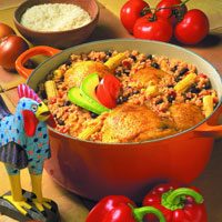 Arroz con Pollo [Rice with Chicken]: Main Image