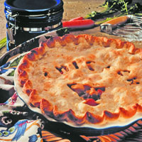 Autumn Chicken Pot Pie: Main Image