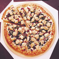 California Cuisine Pizza: Main Image