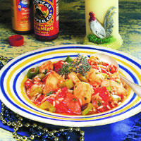 Chicken Jambalaya: Main Image