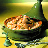 Chicken Tangine: Main Image
