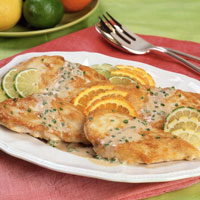 Triple Citrus Chicken Breasts: Main Image