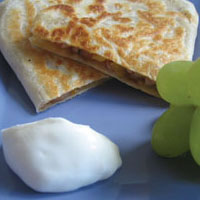 BBQ Shrimp Quesadillas: Main Image