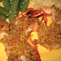 Baked Stuffed Shrimp: Main Image