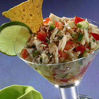 Crab Ceviche: Main Image