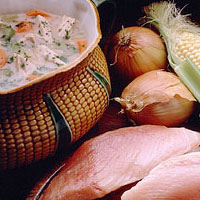 Light Albacore Chowder: Main Image