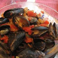 Mussels Marinara: Main Image