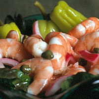 Pickled Shrimp: Main Image