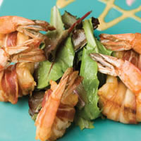 Shrimp Wrapped with Bacon: Main Image