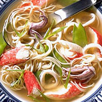 Spicy Asian Seafood Soup: Main Image