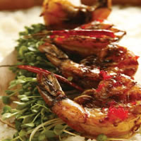 Sticky Shrimp: Main Image