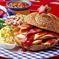 Barbecue Pork on Buns: Main Image