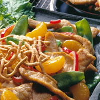 Chinese Pork Salad: Main Image