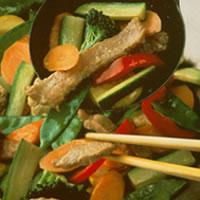 Deluxe Pork Stir-Fry: Main Image