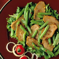 Pork and Red Chile Stir-Fry: Main Image