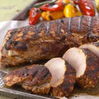 Southwestern Grilled Pork Tenderloin: Main Image