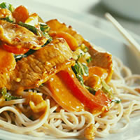 Spicy Pork Stir-Fry: Main Image