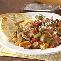 Tuscan Pork Stir-Fry: Main Image