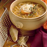 Classic Onion Soup: Main Image